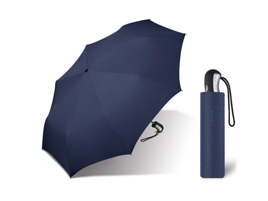 dámský modrý deštník esprit kopie