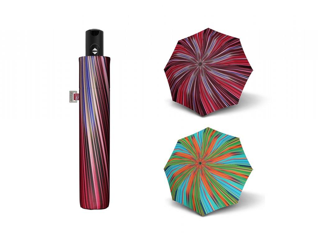 Luxusní plně automatický deštník Doppler Fantasy