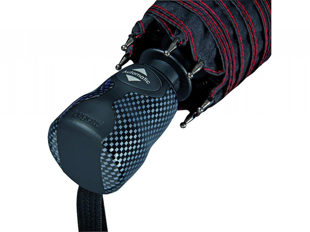 Bugatti Gran Turismo Carbon pánský skládací deštník