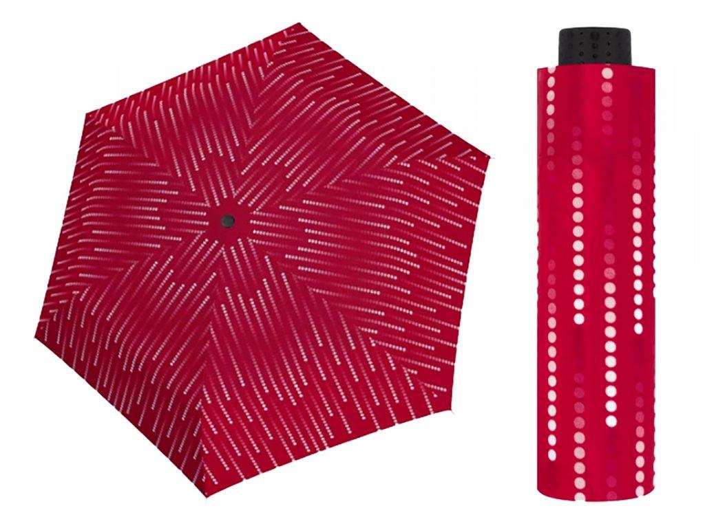 Doppler Havanna Glamou červený