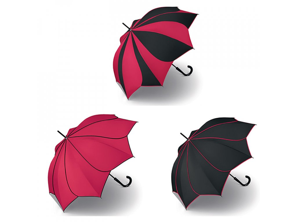 Pierre Cardin SUNFLOWER Red & Black