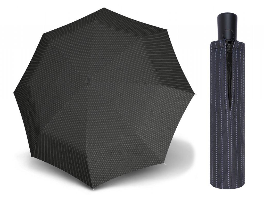s.Oliver X-Press pánský plně automatický deštník s proužky