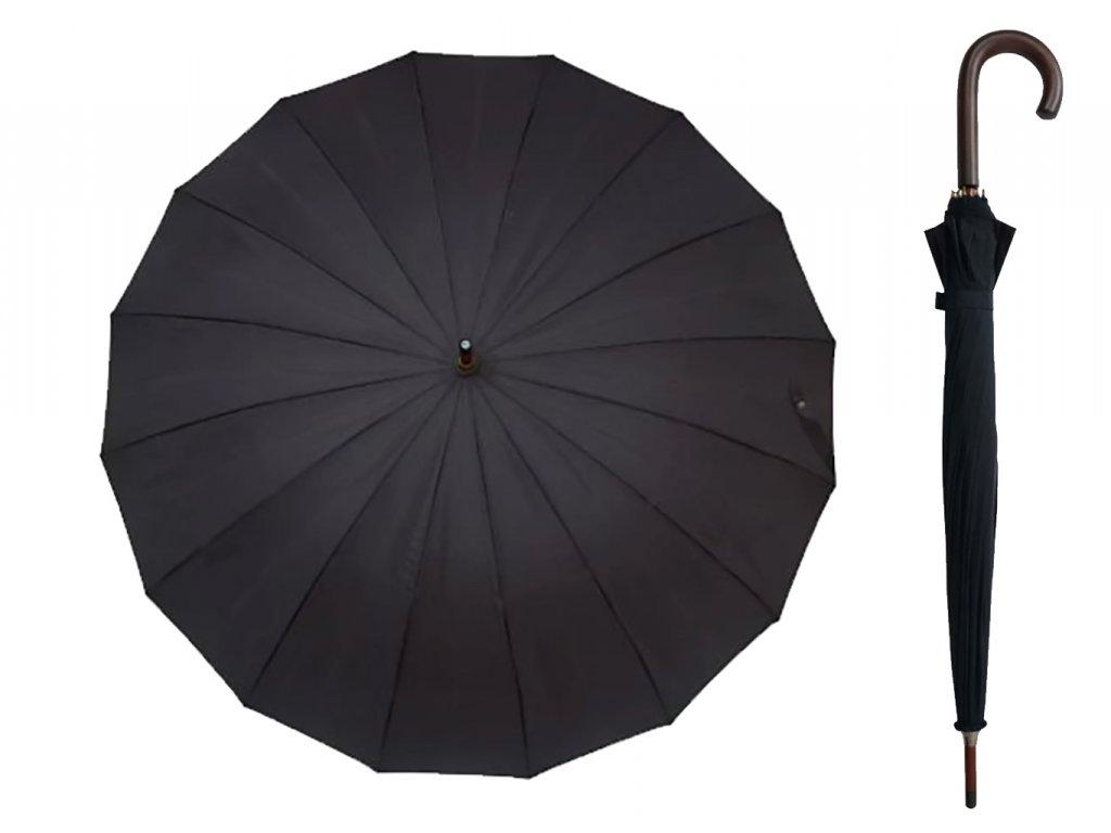 Pánský deštník Doppler London černý