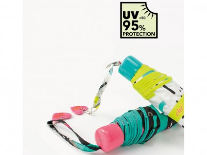 Skladaci divci destnik s UV ochranou