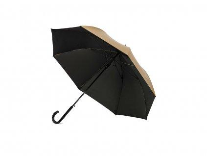 Dámský luxusní deštník s UV filtrem