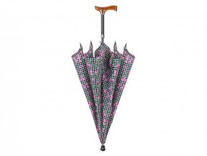 walking stics dámská vycházková hůl s deštníkem