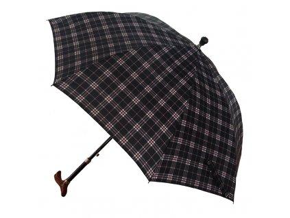 RSQ1912 Walking Stics Cuadros QA vycházková hůl s deštníkem