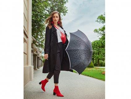 714865P luxusní dámský deštník doppler passion