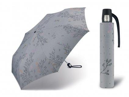 Luxusní skládací plně automatický deštník Pierre Cardin Provence
