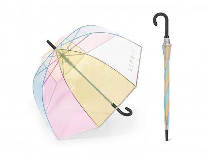 duhovaný deštník esprit