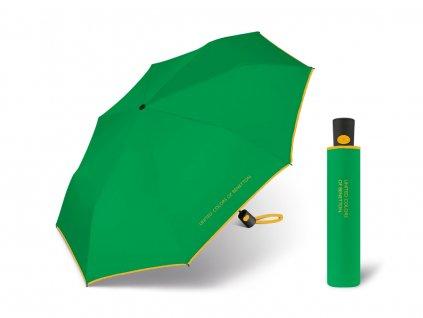 automatický dámský deštník benetton