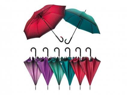 Cachemir Double Cover luxusní deštník