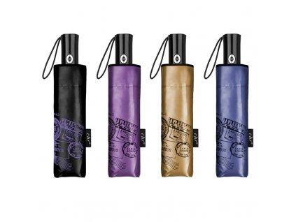 Cachemir Shiny luxusní skládací deštník