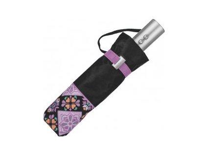 Cachemir Etnic luxusní skládací deštník plně automatický
