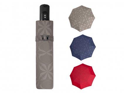 Luxusní dámský automatický deštník Doppler Bloom