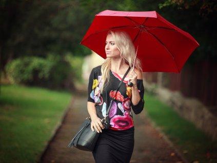 Cachemir Travel ultralehký skládací mini deštník