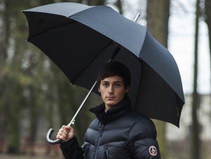 Cachemir Gentleman luxusní pánský holový deštník  + nad 1 500 Kč doprava zdarma + deštník zdarma nad 2 000 Kč
