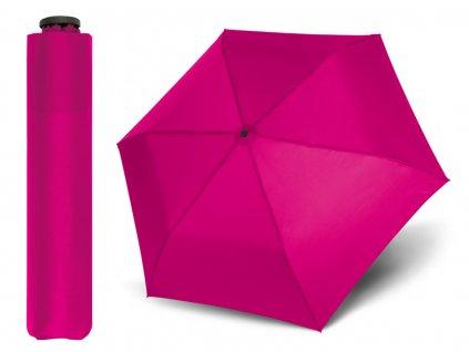 Růžový deštník do kabelky Doppler Zero 99