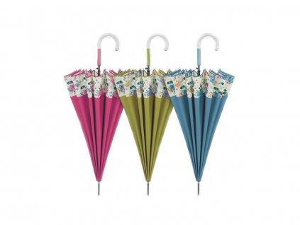 Cachemir Floral dámský holový deštník