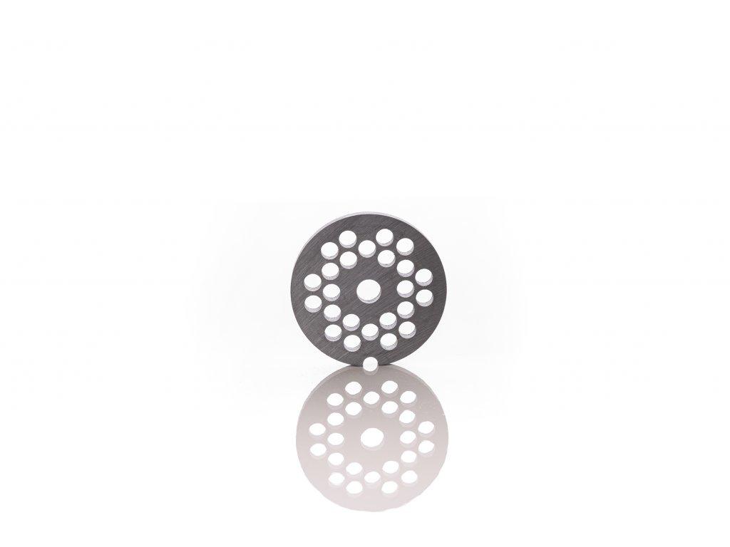 Řezná deska PORKERT, k mlýnku č. 5, průměr otvorů 6 mm