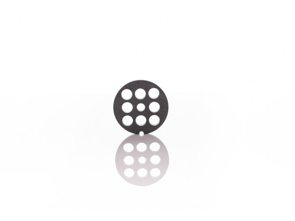 Řezná deska PORKERT, k mlýnku č. 8, průměr otvorů 12 mm