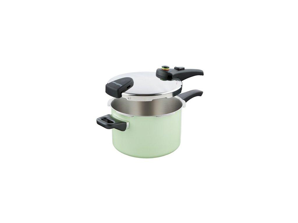 KOLIMAX COMFORT GREEN tlakový hrnec 22cm 5,5l comfort green