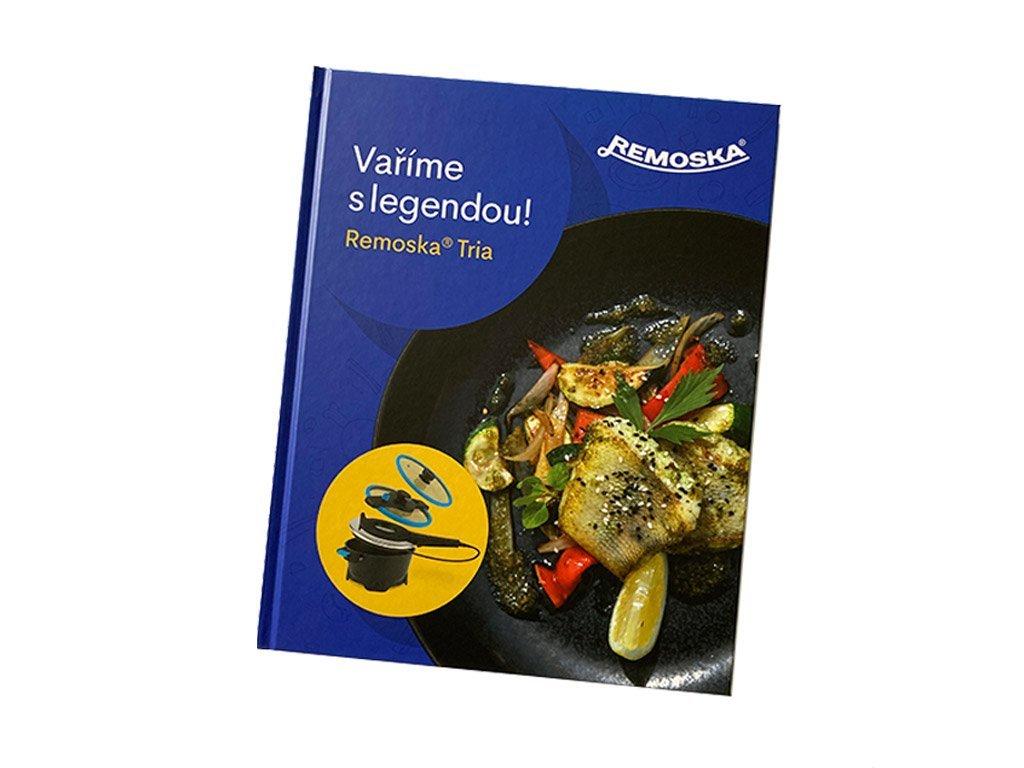 Remoska® K5 Kuchařka Vaříme s legendou - Remoska Tria