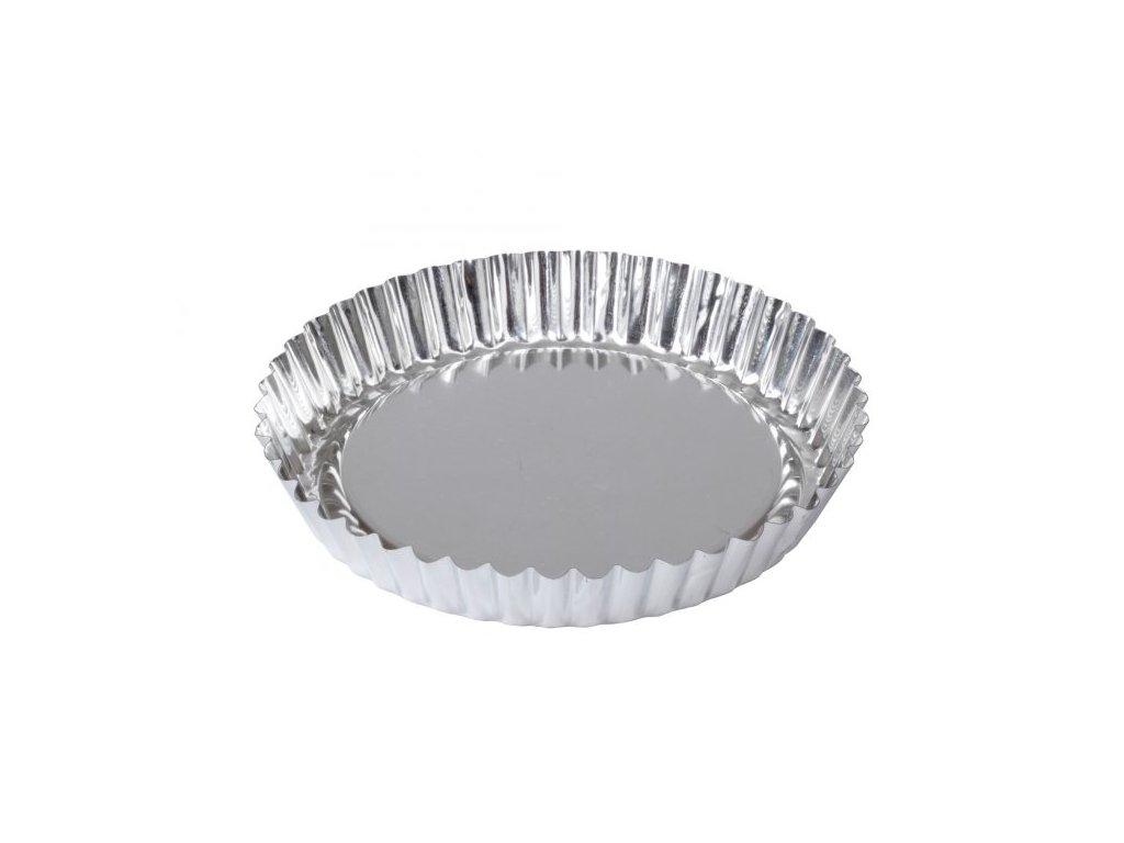 Forma na koláč výška hladké dno BLEX, 10 cm
