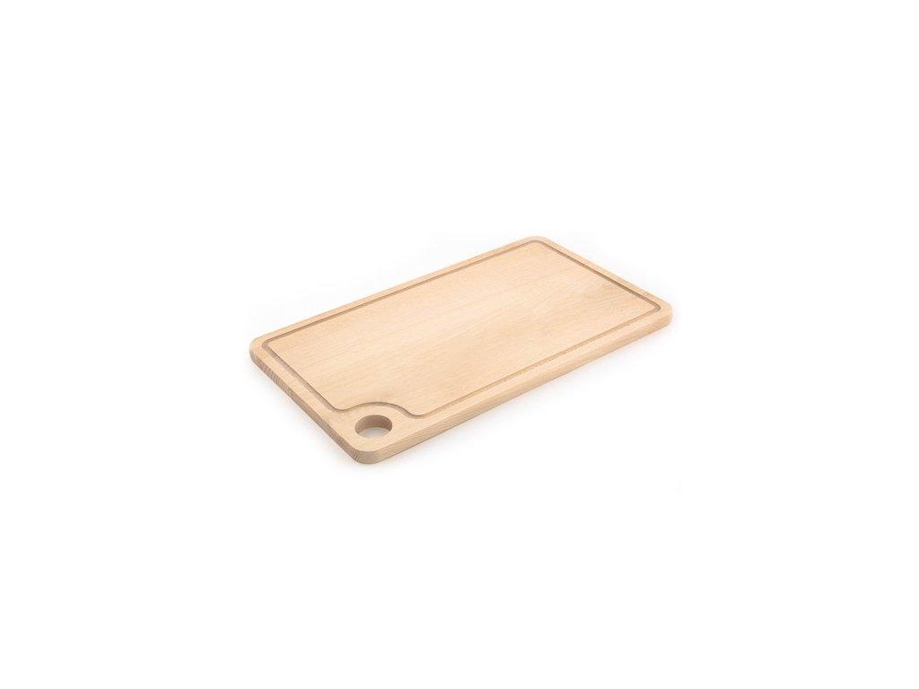 KOLIMAX Dřevěné výrobky kuchyňské prkénko deska TS 420