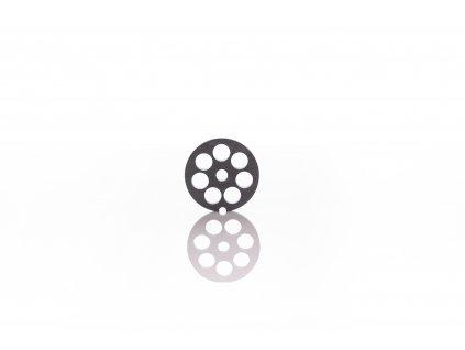 Řezná deska PORKERT, k mlýnku č. 5, průměr otvorů 12 mm