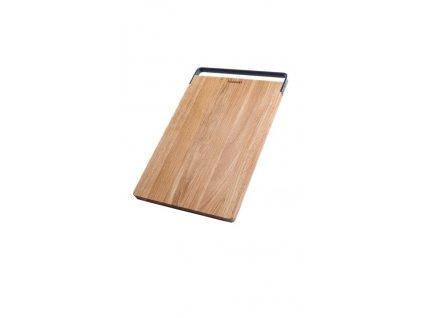 Dřevěné kuchyňské prkénko PORKERT LIGNI - krájecí, 44 x 28 x 2 cm