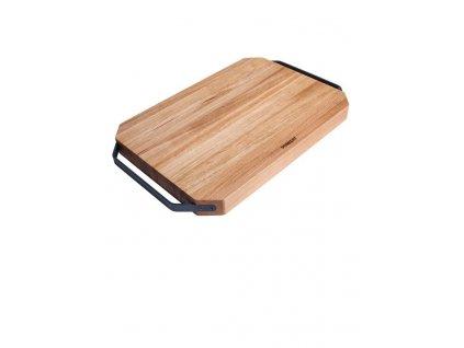 Dřevěné kuchyňské prkénko PORKERT ROBUS - krájecí, 53 x 32 x 4 cm