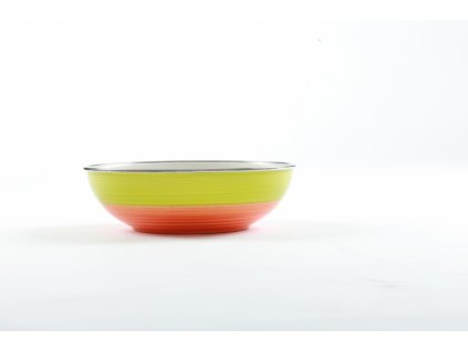 Belis/Sfinx Servírovací a zapékací miska Spring, průměr 26 cm, síla plechu 1,2 mm