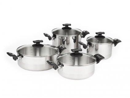 KOLIMAX COMFORT sada nádobí 8 dílů