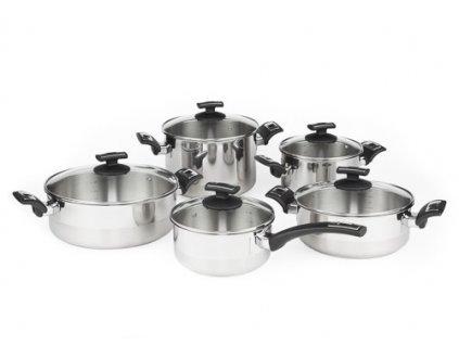 KOLIMAX COMFORT sada nádobí 10 dílů