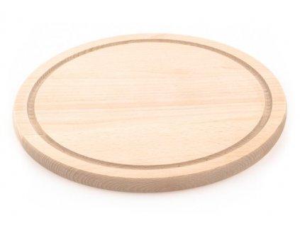 KOLIMAX Dřevěné výrobky kuchyňské prkénko deska DK 250