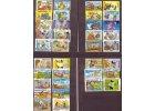 Dětské známky WALT DISNEY - spousta sérií, katalog ZDARMA