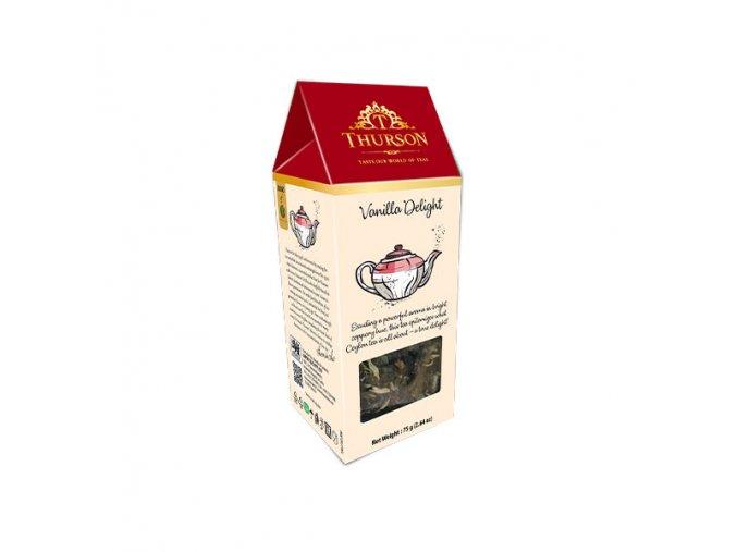 thurson čaj VANILLA DELIGHT