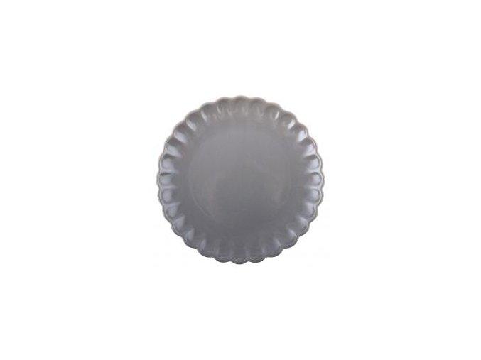 dezertní talíř french grey