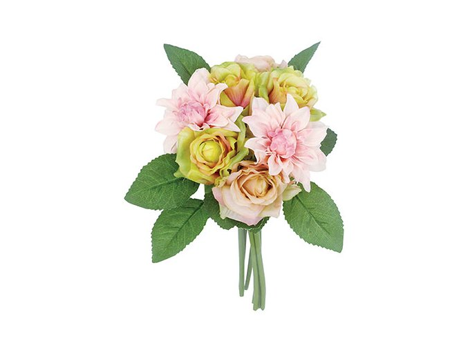 růžová růže