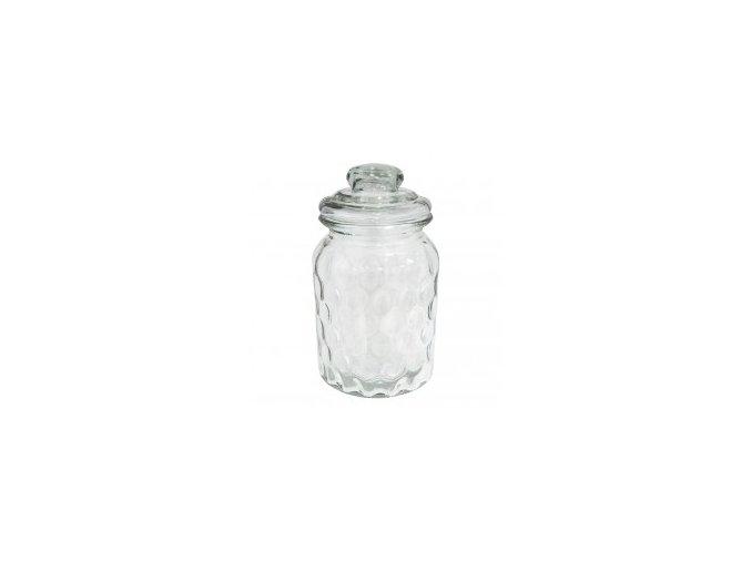 sklenena doza s vikem jenny o 1019 cm
