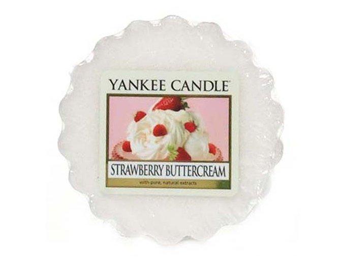 strawberry butter cream