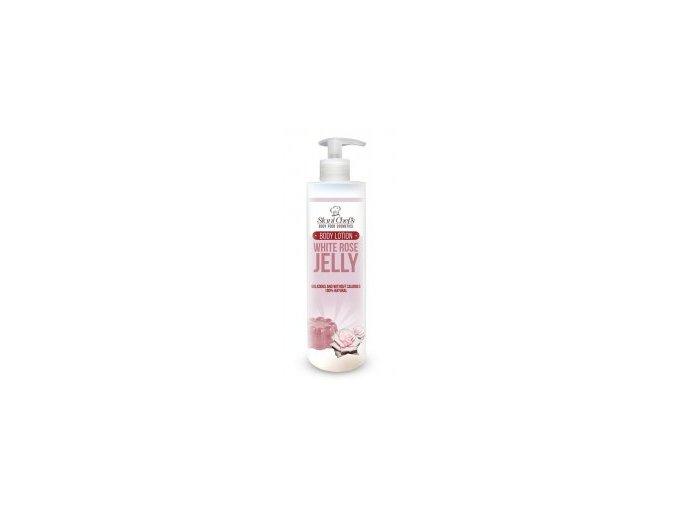 white rose jelly