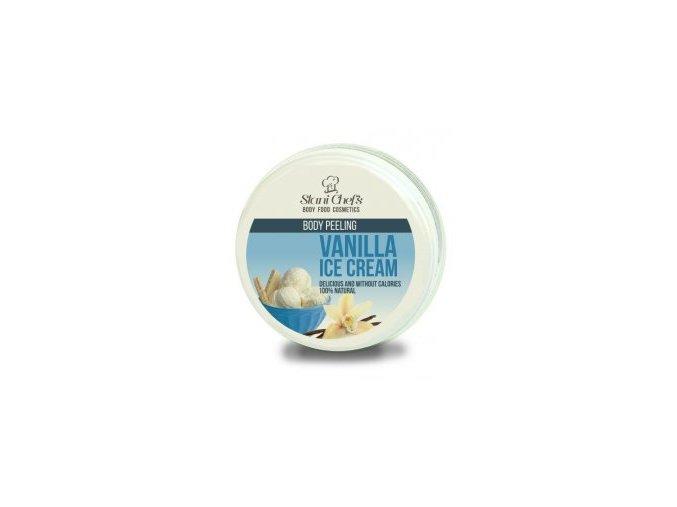 peeling vanilla ice