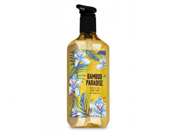 bath body works gelove mydlo bamboo paradise
