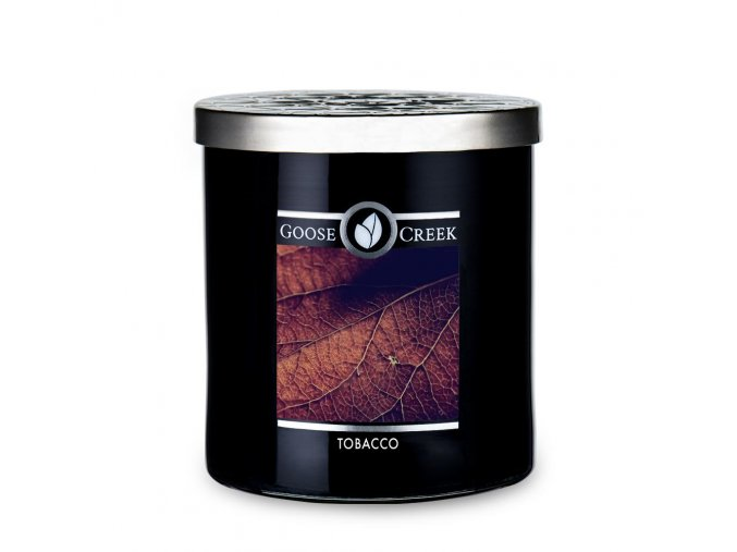 tobacco candle for men goose creek