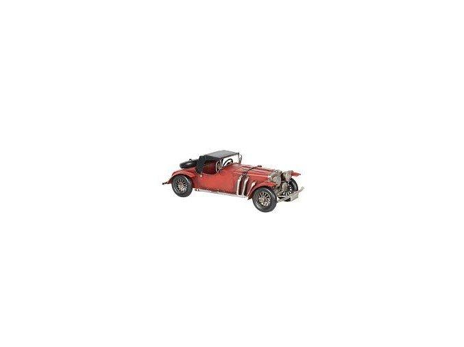 model autíčka červeného