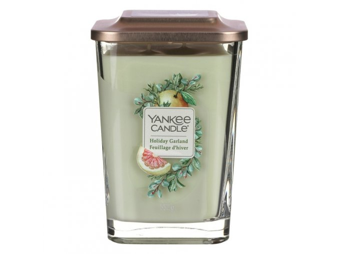 yankee candle elevation holiday garland 1