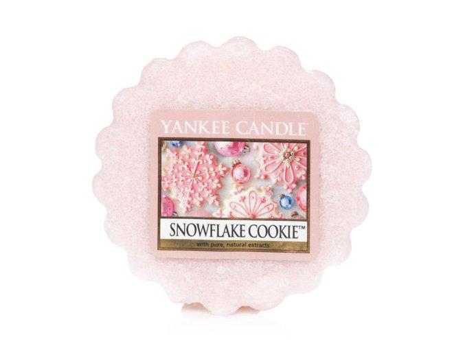 snowflake cookie yankee candle vosk