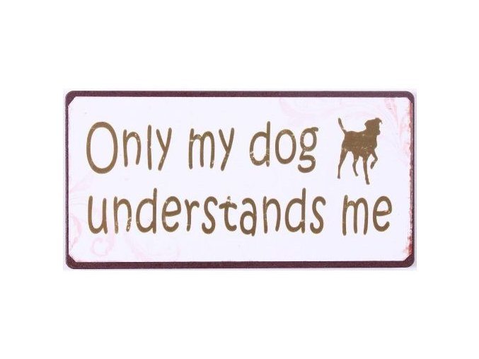 magnet only dog